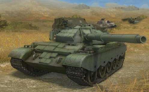 World Of Tanks 0.8.5 — Ремоделинг Type 59