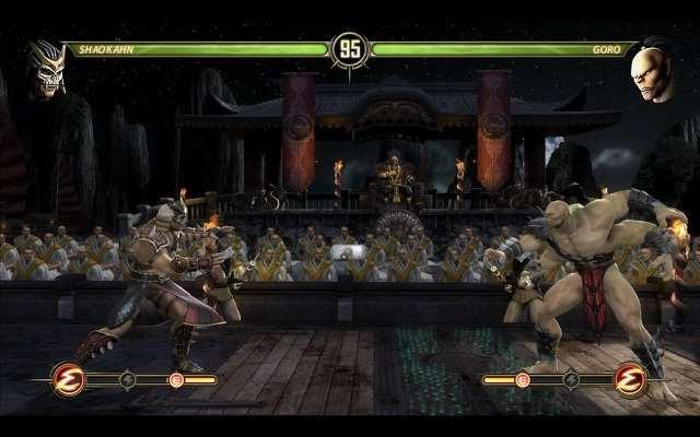 Скачать мод Mortal Kombat Komplete Edition — All Bosses