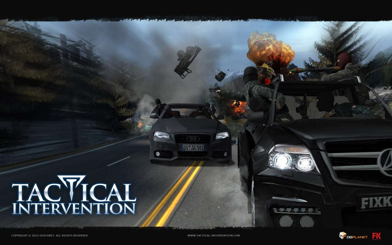 Tactical Intervention-2