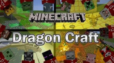 Dragon-Craft-Mod