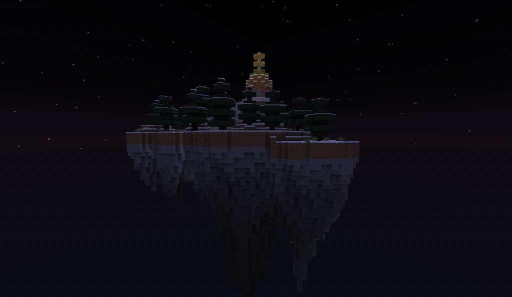 карта острова для майнкрафт 1.7.2 #9