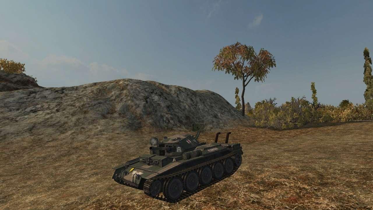 warhammer 40k world of tanks mod