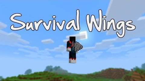 Survival-Wings-Mod