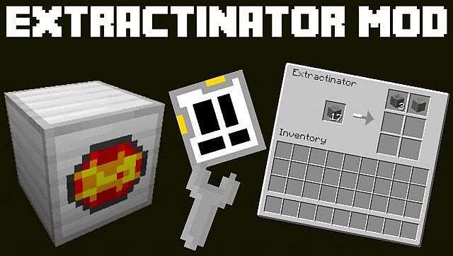 Extractinator-Mod