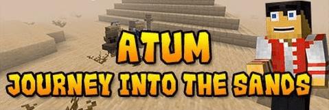 Atum Journey into the Sands-Mod