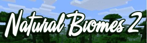 Natural Biomes 2-Mod