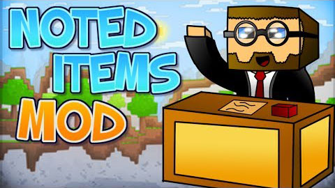 Noted-Items-Mod