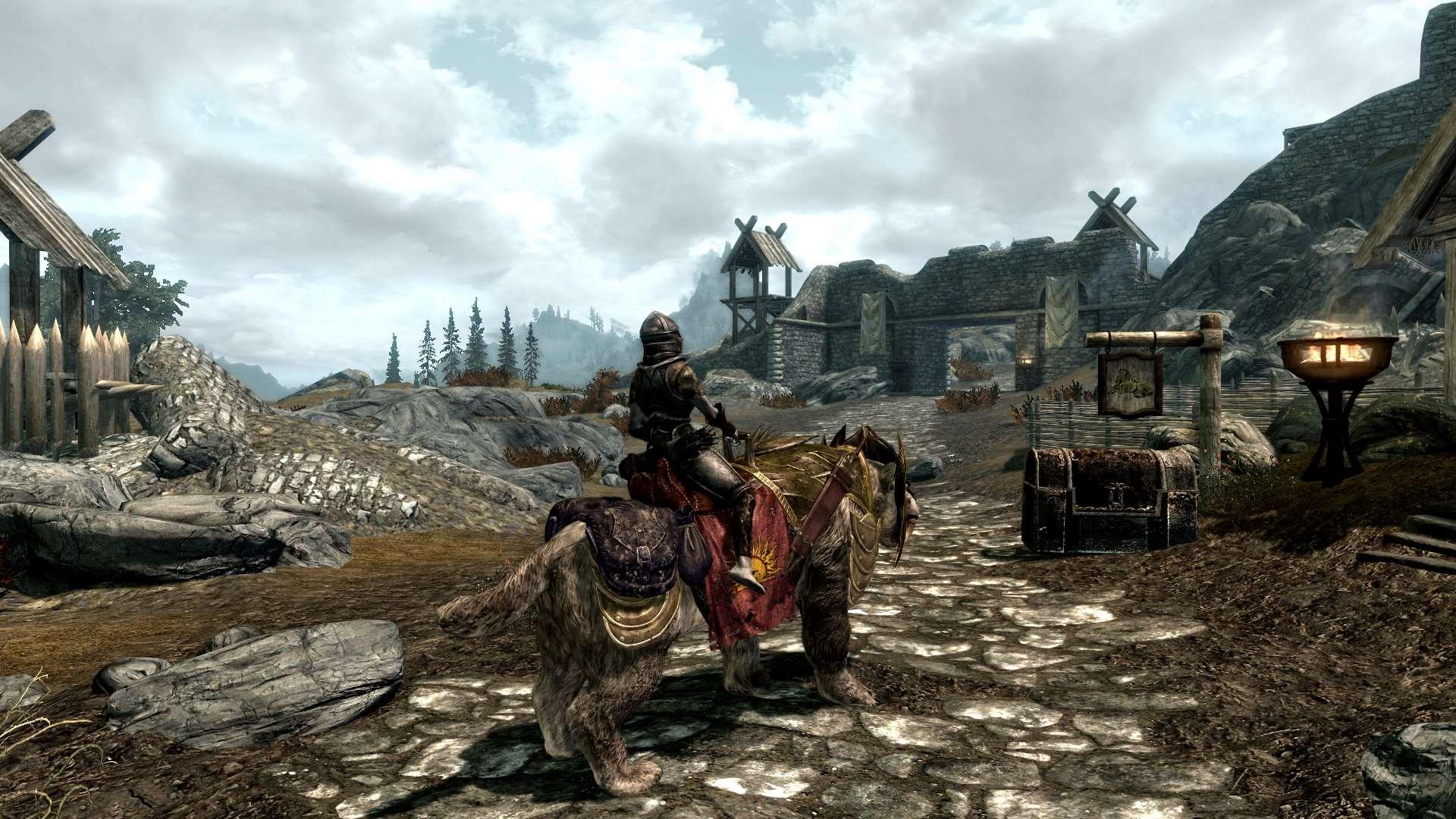 камень-портал skyrim найти где знакомые мод лица