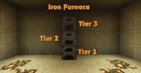 Железная печь (Iron Furnace)