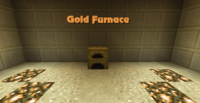 Золотая печь (Gold Furnace)