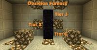 Обсидиановая печь (Obsidian Furnace)