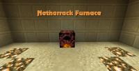 Печь из адского камня (Netherrack Furnace)