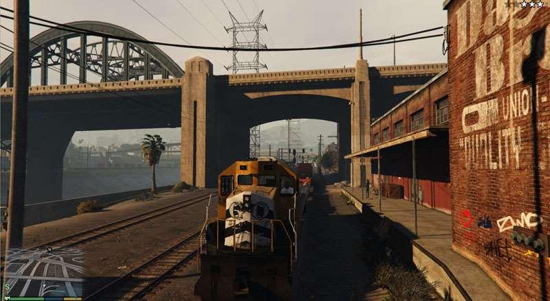 train-driver