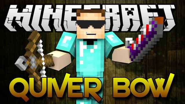 Minecraft-QuiverBow