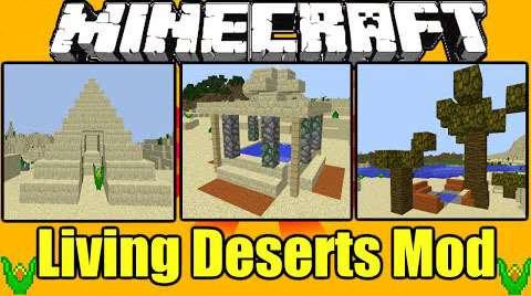 Living-Deserts-Mod