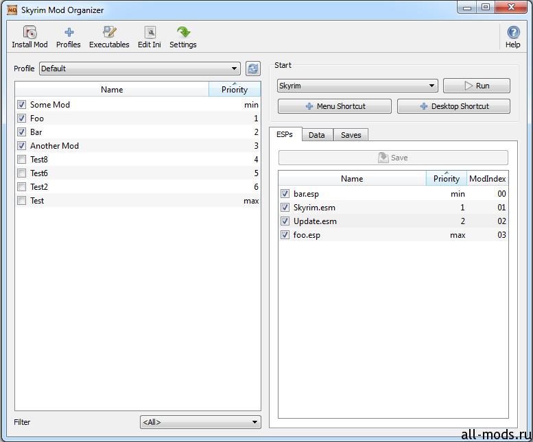 Skyrim-программа-для-управления-модификациями