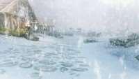 skyrim-uluchshennyj-sneg-dinamicheskaya-pogoda 2