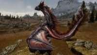 Skyrim - Мифическая броня и Дракон