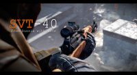 Fallout 4 - Самозарядная винтовка Токарева - СВТ 40
