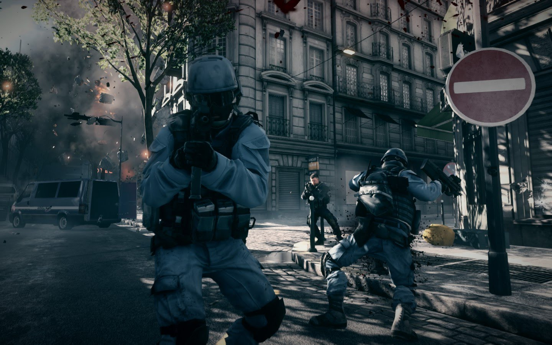 Garrys Mod - Battlefield 3 GIGN [Ragdoll + P.M]