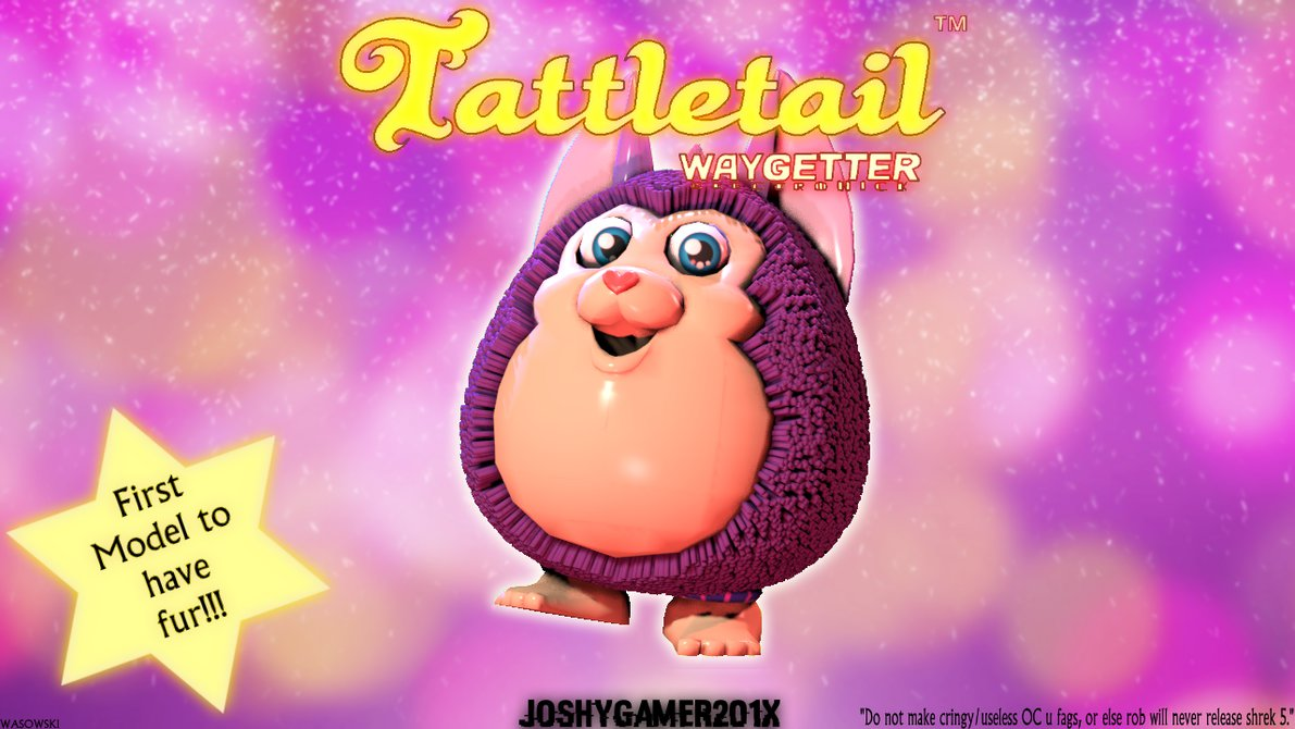 Garrys mod - Tattletail Baby [ Ferby ] And Maman