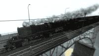 Garrys mod - Большой черный локомотив