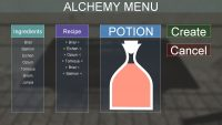 Garrys mod - Alchemy Mod - аддон для создания зелий