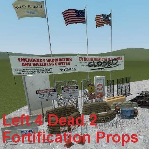 Сборка защитных сооружений и предметов