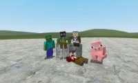 Garrys mod - Скины и блоки из Minecraft