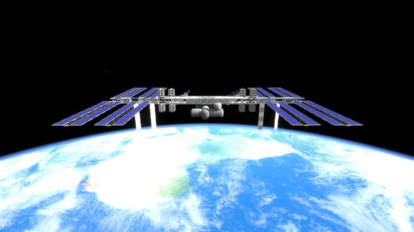 Garrys Mod - Международная Космическая Станция