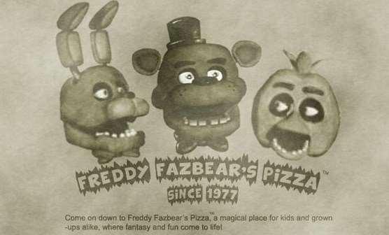 Garrys mod - Freddy Fazbear's Pizzeria