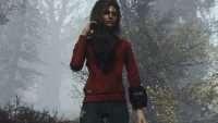 Fallout 4 - Наряд Сары (CBBE / Vanilla)