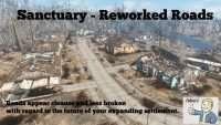 Fallout 4 - Ремонт дорог в поселениях