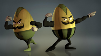 Garrys mod - Усатая фисташка Moustachio