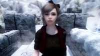 Skyrim - Реплейсер девушек Коллегии Винтерхолда