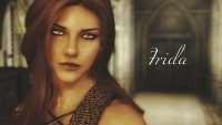 Skyrim - Спутница Фрида