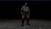 Garrys mod - Толстый из Outlast: