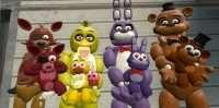 Garrys Mod - Плюшевые игрушки FNaF !