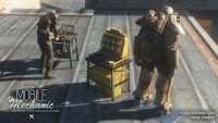 Fallout 4 - Портативный верстак для крафта