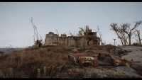 Fallout 4 - True Grass / Мод улучшающий растительность
