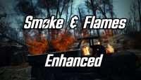 Fallout 4 - Улучшенные эффекты огня и дыма