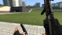Garrys mod - Штурмовая винтовка HK416C [CW.2.0]