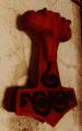Skyrim - Настенные корзины в Скандинавском стиле