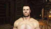 Skyrim - Женское тело UNP-HDT и Мужское тело с текстурами +18