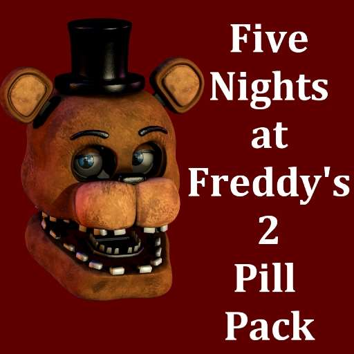FNaF 2 Reimagined Pill Pack