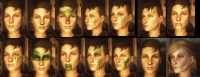 Skyrim - Новая боевая раскраска и тату