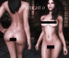 Skyrim - Соблазнительное тело (UUNP Bodyslide Preset)