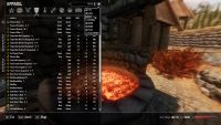 Skyrim - Плагин для SkyUI добавляющие колонку со слотом вещей