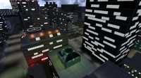 Garrys mod - Карта города gm_asqueon_city с HDR освещением