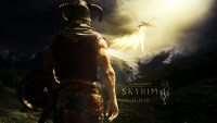 Skyrim - Сборник фонов для